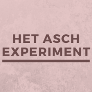 het Asch experiment