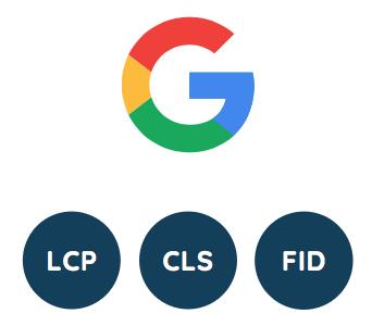 De Core Web Vitals: LCP, CLS en FID